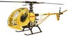 CENTURY .30 SCHWEIZER 300 SCALE KIT (YELLOW)