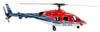 Century .50 Blue/Red Painted Bell 222 ARF