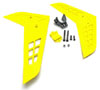 YELLOW TAIL FIN SET