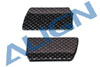3K Carbon Fiber Flybar Paddle