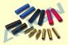 3mm Bullet Connectors